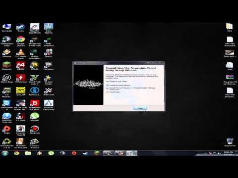 How To Install:Assassins.Creed.Unity.Proper-SKIDROW