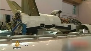 Indian space shuttle makes first test flight