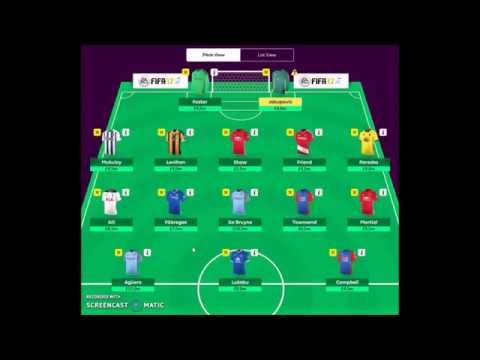 FPL Starting 11 team - who to pick for the 2016 17 fantasy premier league (fantasy football)