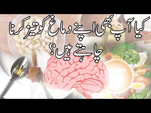 How To Improve Your Memory (Brain Power) Naturally