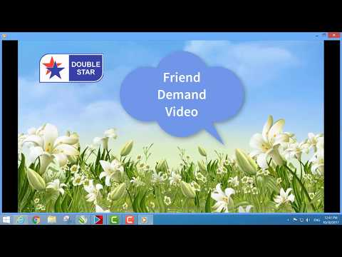 How to create and add Channel logo in Corel Video Studo x10 tutorial, by, AGD