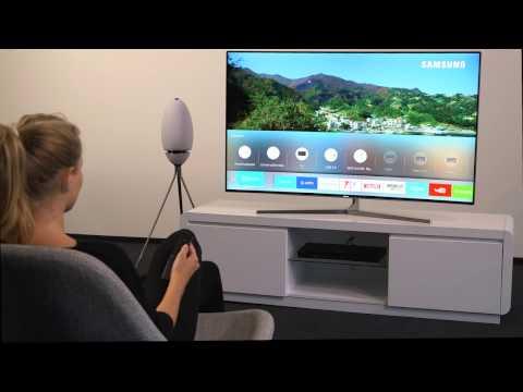 Samsung Smart TV: Sleep-Timer
