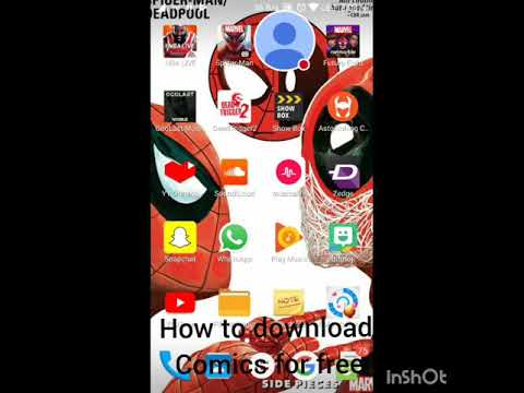 How to download awesome marvel and dc comics for free...must watch if your are a comics....fan..