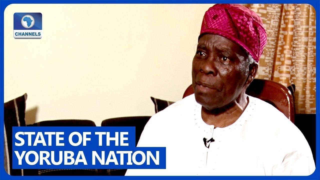Prof Akintoye: Yoruba Nation Living Like A Slave In Nigeria