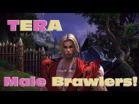 TERA Counterpunch Update Male Brawlers and Free Stuff