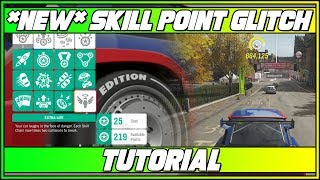 Earn 600 Skill Points & 300,000 Influence an Hour!! - Forza