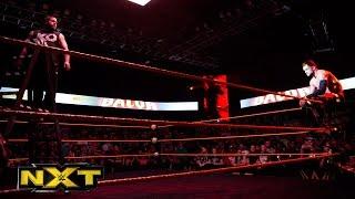 Finn Bálor crashes Kevin Owens' final declaration: WWE NXT, Aug. 19, 2015