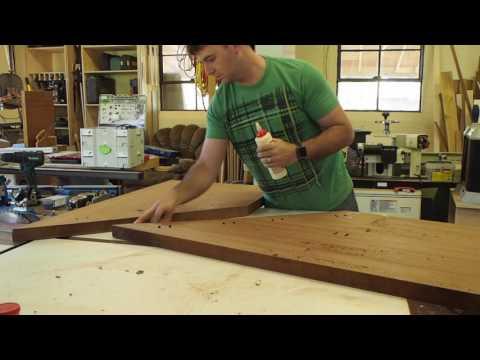 017 - Sapele Wooden Countertop Build