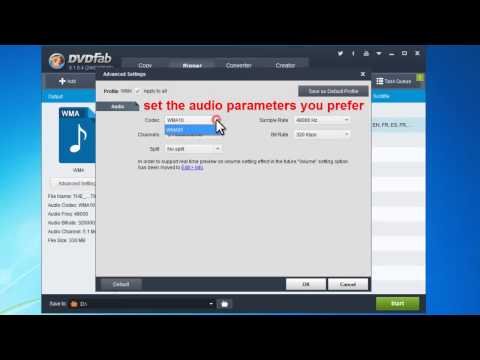 How to extract the audio file out of Blu-ray?