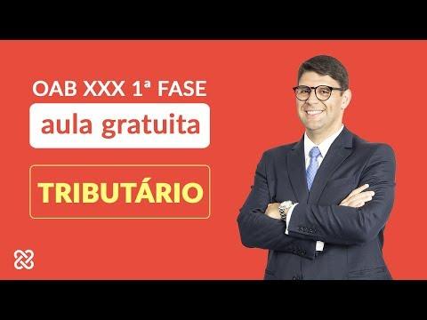 Xxx Mp4 OAB 1ª FASE XXX EXAME DIREITO TRIBUTÁRIO AO VIVO CURSO FORUM 3gp Sex