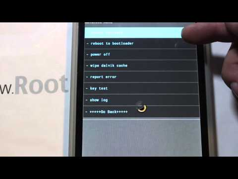 New Nexus 7 2013 ClockWorkMod Recovery install and directions