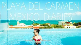 What I Eat In A Day On Vacation | Mexico Travel Vlog