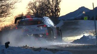 Shakedown WRC Rallye Monte Carlo 2017 [HD]