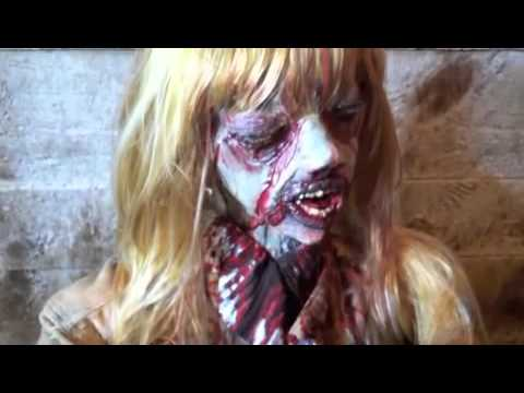 HAUNT ON THE HILL ~ Show & Tell~ Halloween Preview 2014