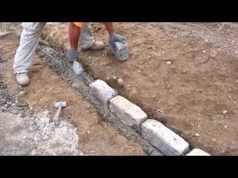 Installing Cobblestone curb_Biordiconcrete_17183576500