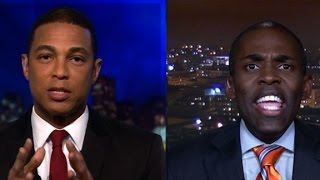 Don Lemon spars with guest over alleged GOP assault