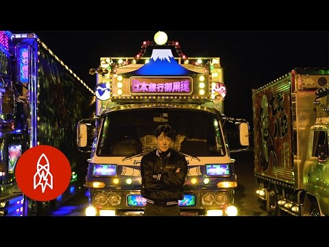 Inside Japan's Tricked-Out DIY Truck Culture