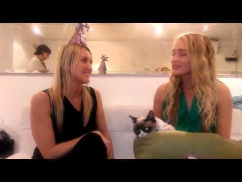 Grumpy Cat's owner, Tabatha Bundesen Interview