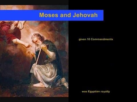 Moses and Akhenaten: the One, True God
