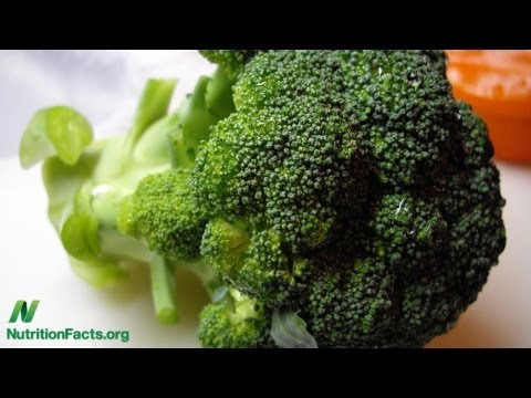 Prolonged Liver Function Enhancement From Broccoli