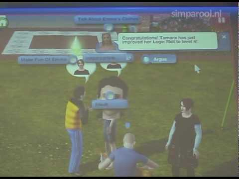 Sims 3 producer tour - 1. Sims and gameplay