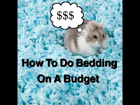 How To Do Bedding On A Budget