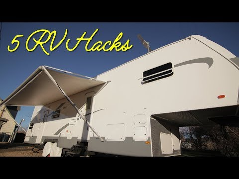 5 Simple RV Hacks