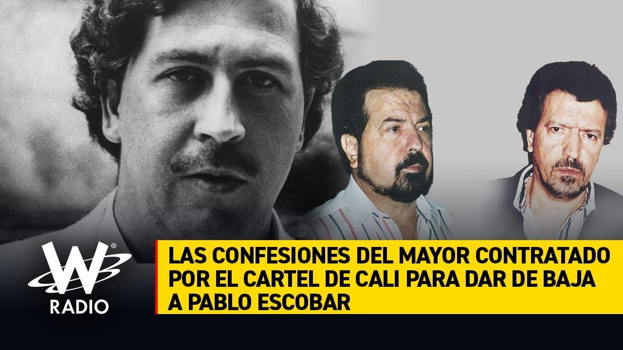 El increíble relato del mayor contratado por el Cartel de Cali para dar de baja a Escobar