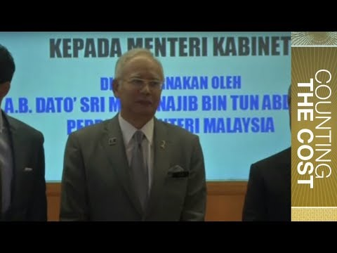 Counting the Cost - Malaysia's Najib Razak and the $700 million scandal