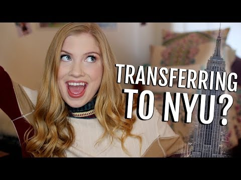 Q+A: Transferring to NYU? How I applied for NYU Summer Housing! | Lottie Smalley