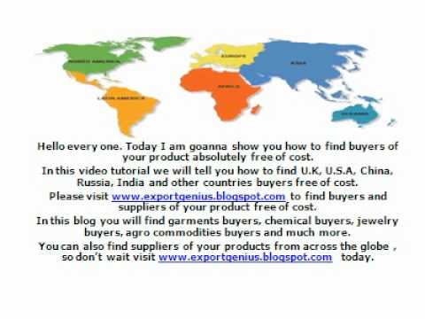 HOW TO FIND BUYERS FREE
