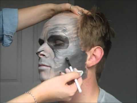 Dawn of the Planet of the Apes Makeup