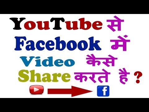 How To Share Youtube Video In Facebook Quick And Easy -2017