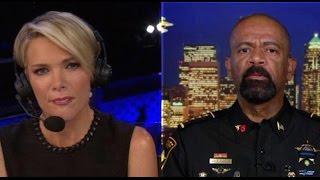 "Fox Sheriff: DNC ""Embracing Criminality"" Letting Trayvon"