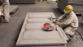 How Shipping Containers Are Made (HD) - BigSteelBox (Extended Version)