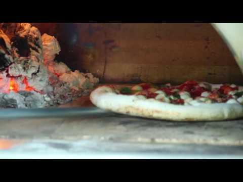 How to Make Quattro Formaggi (4 Cheese) Brick Oven Pizza