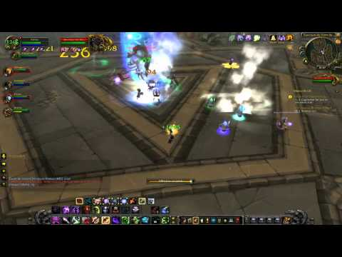 WoW Cataclysm Beta : Last Boss of the Lost City of the Tol'vir