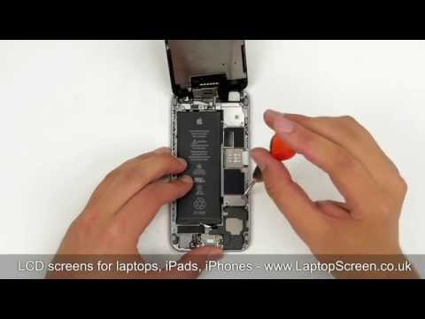 iPhone 6 - how to replace screen and digitizer