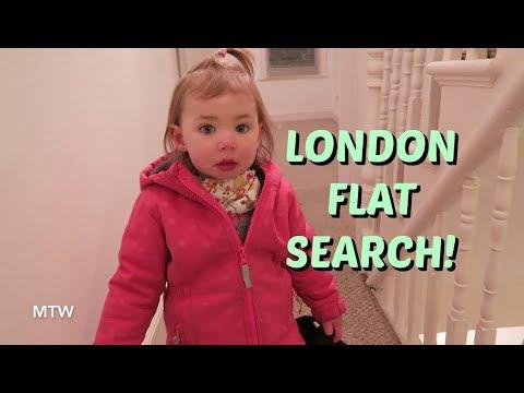 London Flat Tour! - November 29, 2017 - MeetTheWengers Daily Vlog