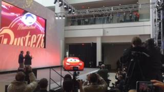 Lightning McQueen reveal at NAIAS