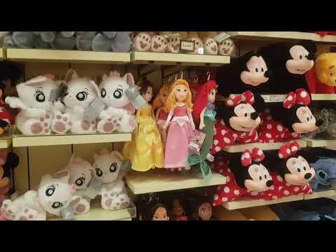 Coronado Springs Gift Shop Tour Walt Disney World