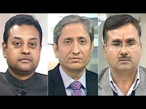 Prime Time: A discussion on illegal colonies in Delhi
