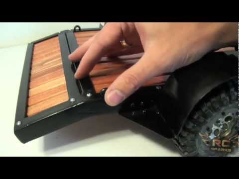 RC ADVENTURES - Scale RC Trailer - Hand Made - Rude Boyz Fabrication