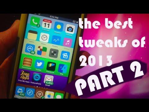 Top 20 Best Cydia Tweaks and Apps - 2013 - Part 2