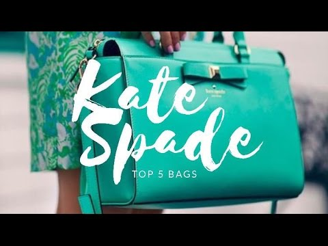 Top 5 KATE SPADE Bag Favorit Bloggers ( ft Stefany Talita )