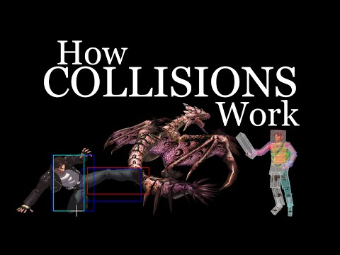How Collisions Work in Games