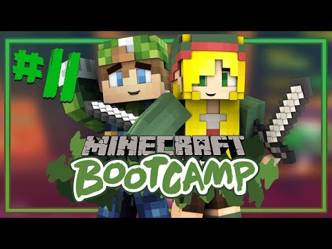 WHAT JUST HAPPENED?! | Minecraft PvP Bootcamp #11 w/ xDWhiteTiger