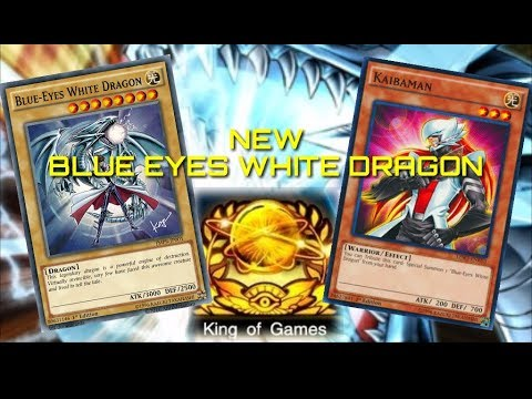 [Yu-Gi-Oh! Duel Links] The Best KOG Deck| New Blue Eyes White Dragon Deck