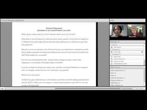 CV-Resume-Letters of Intent Preparation