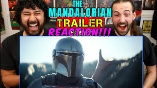 Download THE MANDALORIAN | TRAILER - REACTION!!! Video